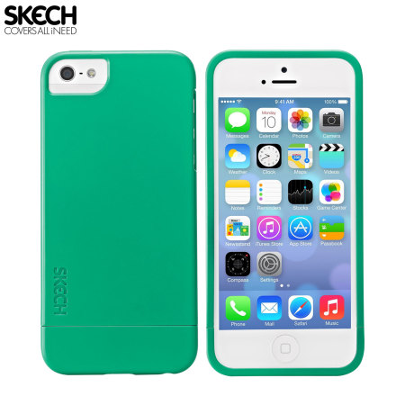 Skech Sugar Case for iPhone 5S / 5 - Green