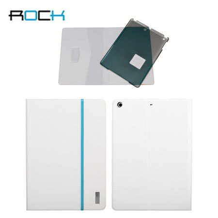 Rock Case Rotate Series for iPad Air - White