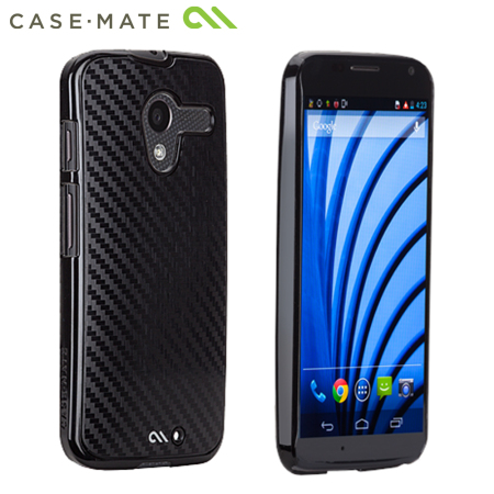 Case-Mate Barely There Carbon Case for Motorola Moto X - Black