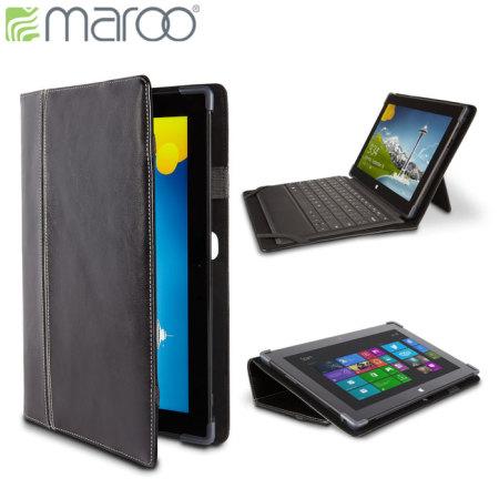 Maroo Leather Folio Case For Surface Pro 2 Pro