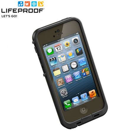 LifeProof Indestructible Case for iPhone 5 - Olive
