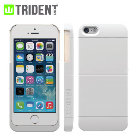 huge selection of ba95e 53162 Trident Qi Wireless Charging Case for iPhone 5S / 5