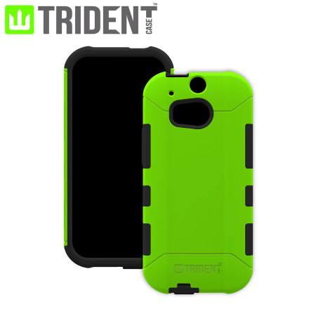 Trident Aegis Case for HTC One M8 - Green