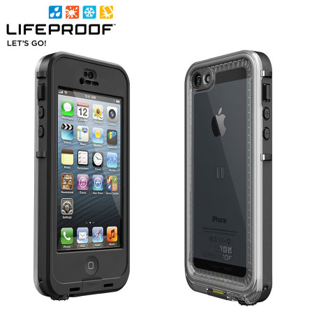 lifeproof case iphone 5 lifeproof nuud for iphone 5 black 2064