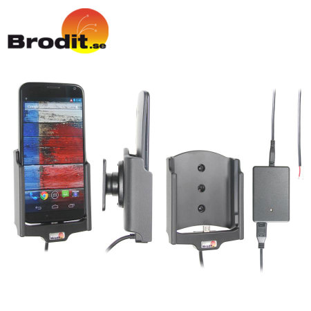 Brodit Active Holder with Molex Adapter for Moto X