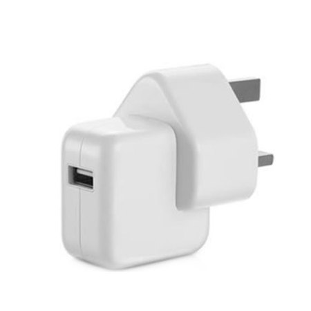 Official Apple USB Mains UK Charger A1401 2.4A (12W)