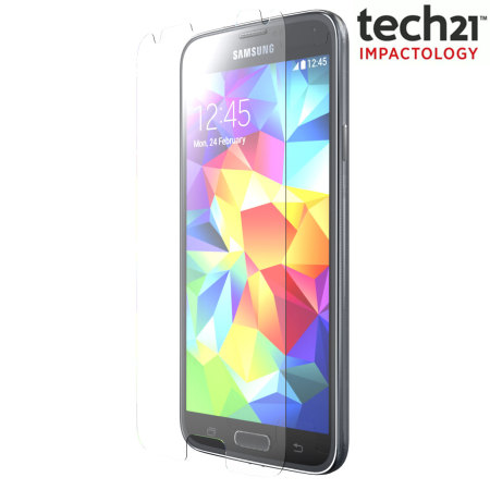 Tech21 Impact Shield with Self Heal for Samsung Galaxy S5