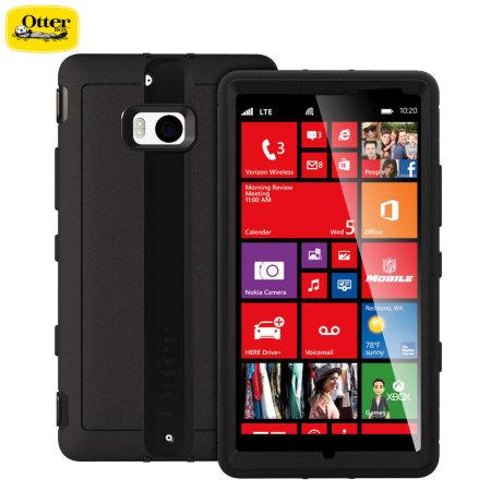 the best attitude b37ad e4b0e OtterBox Defender Series Nokia Lumia 930 Case - Black