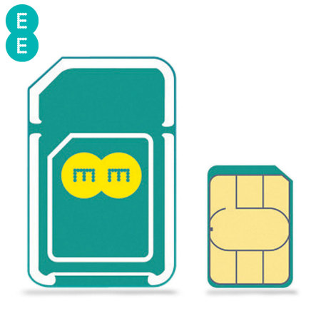 EE Pay As You Go SIM Card Pack