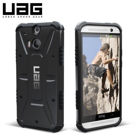 on sale d259d 19771 UAG Scout HTC One M8 Protective Case - Black