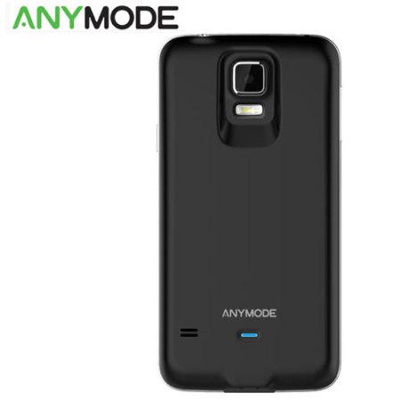 pretty nice 5e2ab 6ad67 Anymode Samsung Galaxy S5 Power Cover - Black