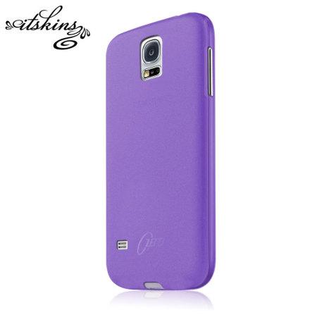 ITSKINS Zero.3 Samsung Galaxy S5 Case - Purple
