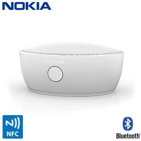 Nokia MD-12 Bluetooth Mini Speaker - White