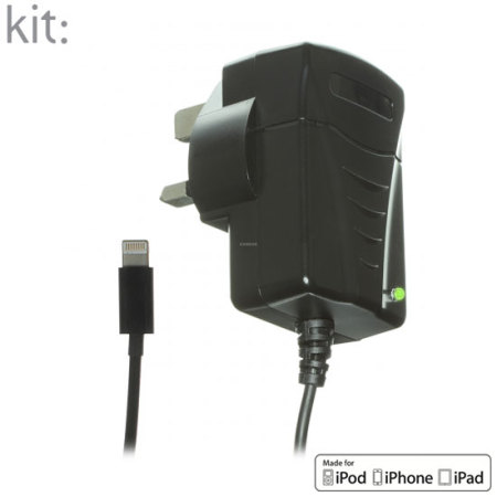 Kit: MFi 2.1A Lightning Connector Charger
