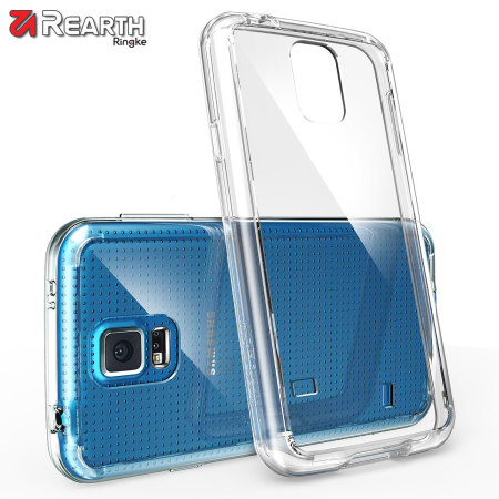 Rearth Ringke Fusion Samsung Galaxy S5 Case - Crystal Clear