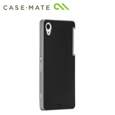 Case-Mate Sony Xperia Z2 Slim Tough Case - Black / Silver