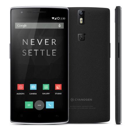 SIM Free OnePlus One 64GB - Black