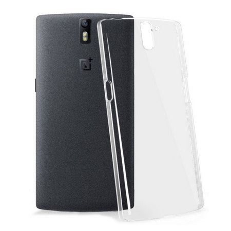 best service b8af6 8e36a Protective Polycarbonate OnePlus One Hard Case - 100% Clear