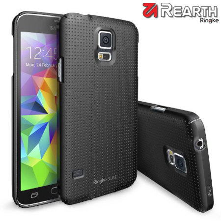 samsung galaxy s5 phone cases. rearth ringke slim samsung galaxy s5 case - black phone cases