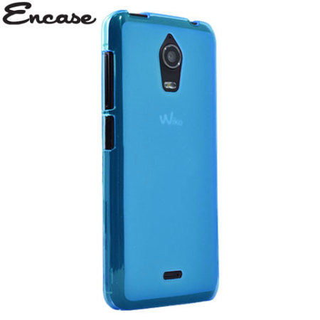 Encase FlexiShield Wiko Wax Case - Blue