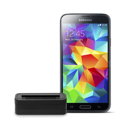 Samsung Galaxy S5 Battery Charging Dock