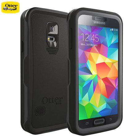 watch f2bcb caa3a OtterBox Preserver Series for Samsung Galaxy S5 - Carbon Black
