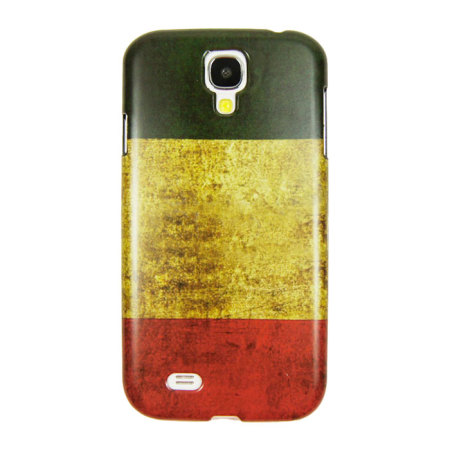 World Cup Flag Samsung Galaxy S4 Case - Italy