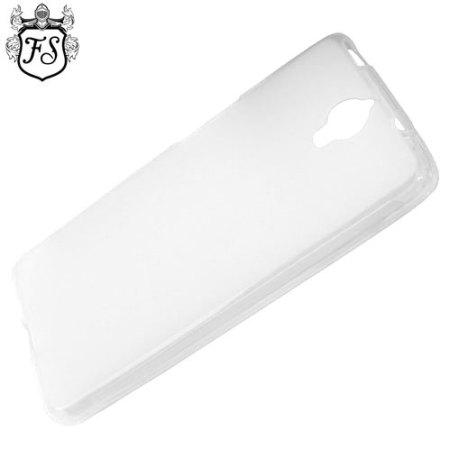 Flexishield Alcatel OneTouch Idol X+ Case - White