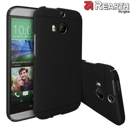 e05594ab771 Rearth Ringke HTC One M8 Slim Case - SF Black