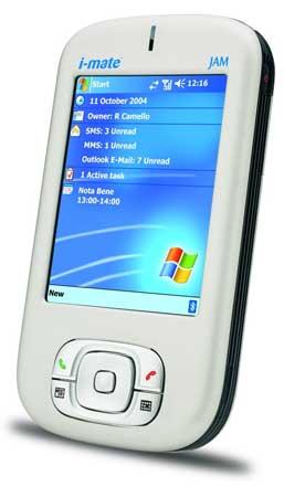 Sim Free Mobile Phone - i-mate JAM