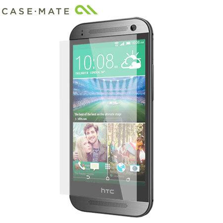 Case-Mate 2 Pack HTC One Mini 2 Screen Protector