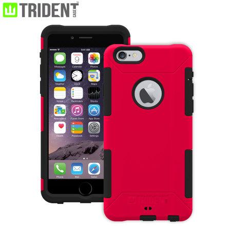 super popular 9d3d7 9dc0c Trident Aegis iPhone 6 Protective Case - Red