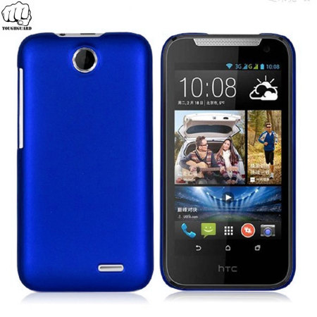 Funda HTC Desire 310 ToughGuard Shell - Azul