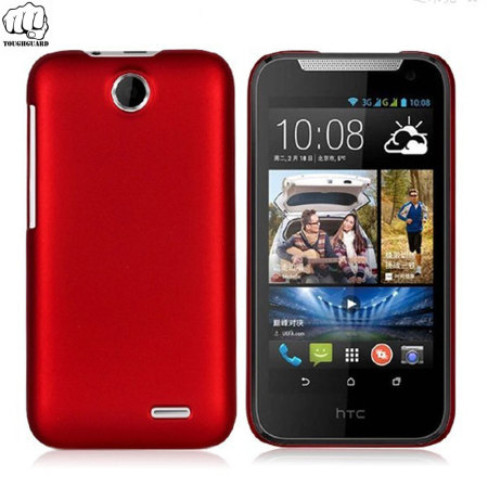 ToughGuard HTC Desire 310 Shell - Red