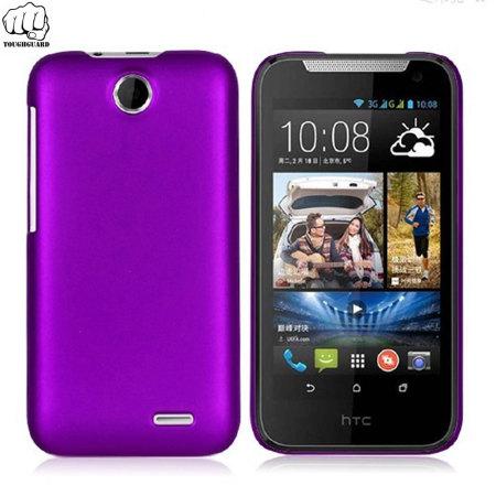 Funda HTC Desire 310 ToughGuard Shell - Morada