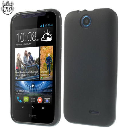 FlexiShield HTC Desire 310 Case - Black