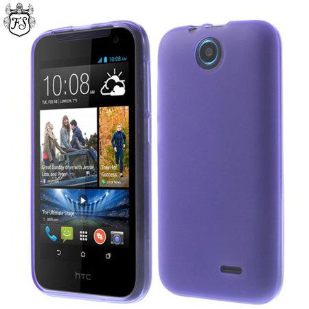 FlexiShield HTC Desire 310 Case - Purple