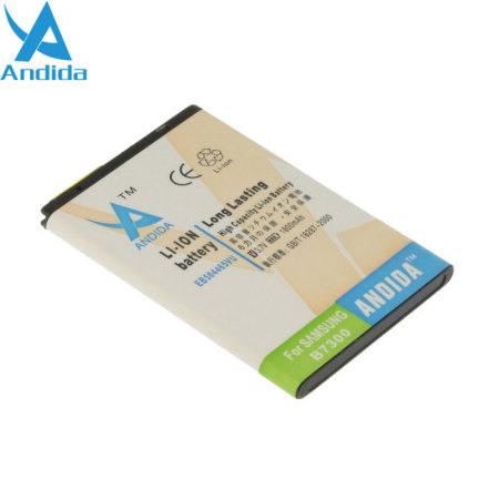 Andida Samsung S8500 Wave Extended Battery - 1800mAh