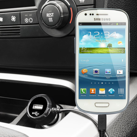 Olixar High Power Samsung Galaxy S3 Car Charger