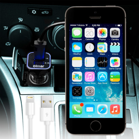 chargeur voiture iphone 5 haute puissance avis. Black Bedroom Furniture Sets. Home Design Ideas