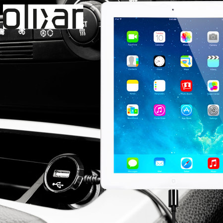 Olixar High Power iPad 4 Car Charger