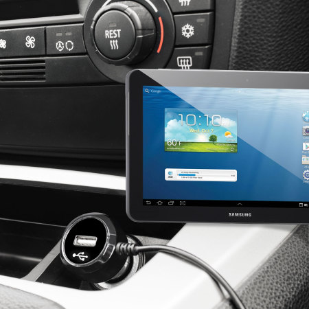 Caricabatterie da auto High Power Olixar per Samsung Galaxy Tab 3 7.0