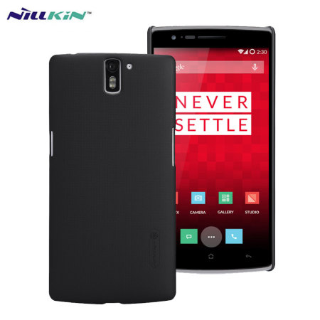 Nillkin Super Frosted Shield OnePlus One Case - Black