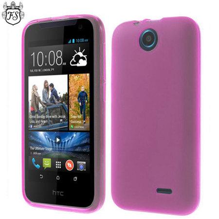 FlexiShield HTC Desire 310 Case - Pink