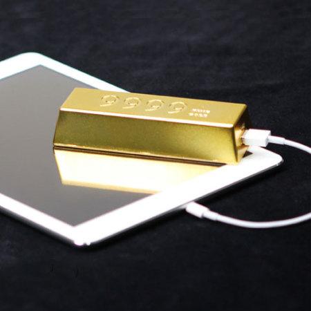 REMAX Gold Bar Power Bank - 6666mAh