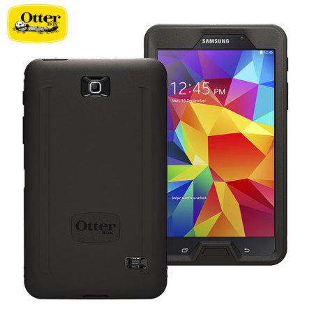 lowest price a1242 02dcd OtterBox Samsung Galaxy Tab 4 7.0 Defender Series Case - Black