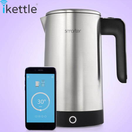 iKettle 2.0 Wi-Fi Kettle for Apple iOS and Android Devices