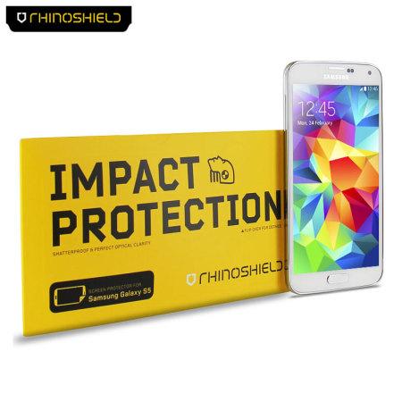Rhino Shield Samsung Galaxy S5 Screen Protector