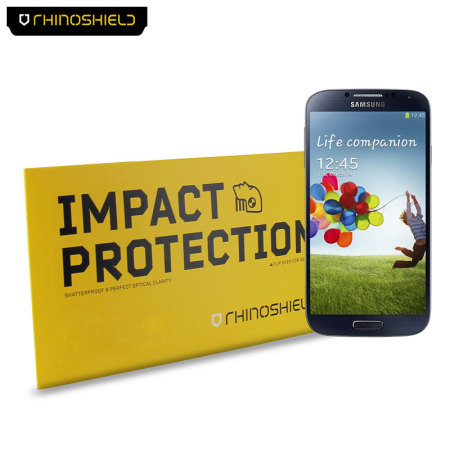 Rhino Shield Samsung Galaxy S4 Screen Protector