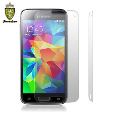 Guardian Samsung Galaxy S5 Mini Screen Protector - 2 Pack